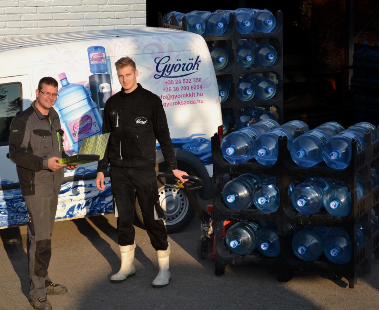 Györök Kft. Ballonos Víz és Szikvízgyártás